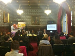 Men Speak Out Press Conference at the House of Commons