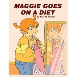 Maggie Goes on a Diet book cover