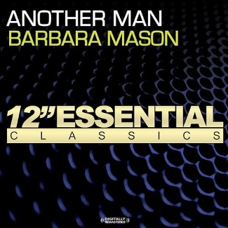 Plain black textured 12 Inch Classics reissue of Barbara Mason's Another Man