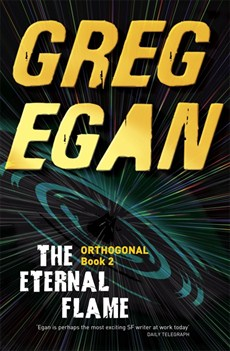 Cover of The Eternal Flame by Greg Egan.jpg