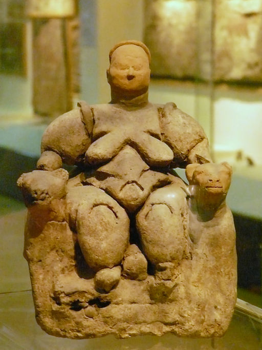 Goddess of Fertility Ankara.jpg