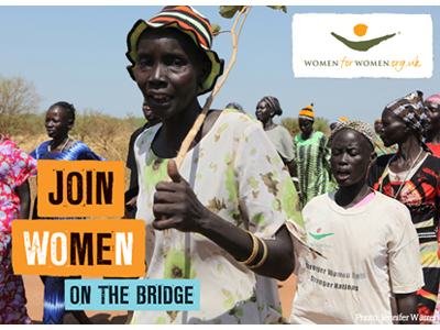 Join Me On The Bridge logo and poster