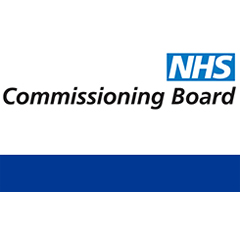 NHS Commissioning Board logo