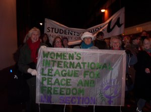Reclaim the Night marchers @Jo Salmon