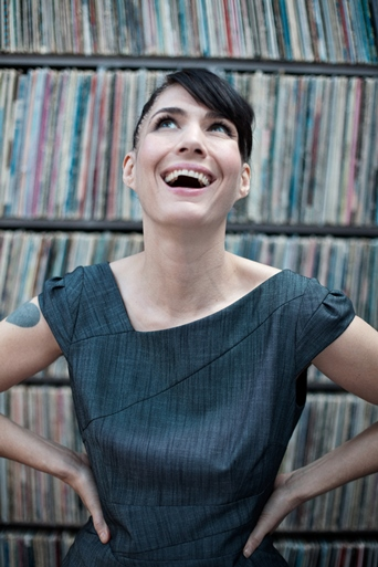 The Punk Singer Dogwoof Documentary 3 - Kathleen Hanna. Photo courtesy of Allison Michael Orenstein.jpg